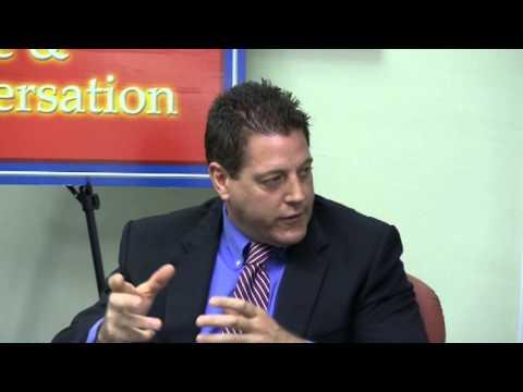 Palm Beach Civic Association - Coffee & Conversation - Kirk Blouin