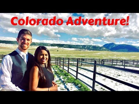 Denver Colorado, Must See Destination Spots Just Outside the City! Scenic Travel Vlog