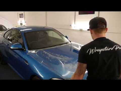 2018 Porsche Macan Turbo 3M Scotchgard PRO Clear Bra Paint Protection Standard