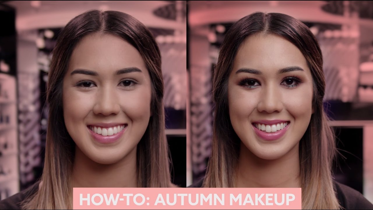 How To Autumn Makeup Mecca Beauty Junkie