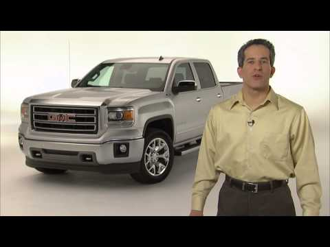 Security Features Of The All-New GMC Pickup Truck   2014 Sierra 1500