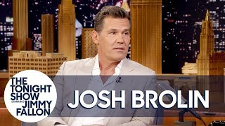 Josh Brolin Has a Man Crush on Ryan Reynolds