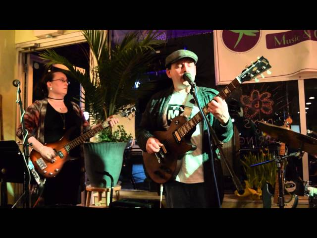 Stagnant People - Filmed by Edward Pampani on 03/14/2015 @ the Dragonfly Music and Coffee Cafe in Somerville NJ.