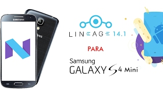 Baixar Lineage OS 14.1 (Android 7.1.2) S4 Mini GT-i9192 *Oficial Rom