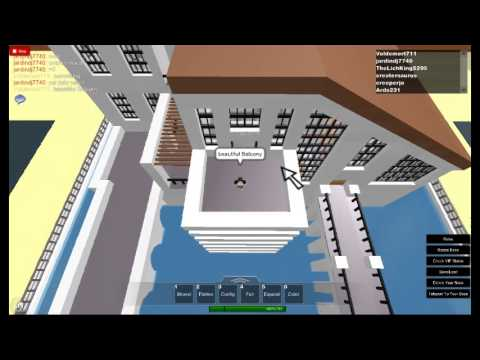 Roblox Sandbox Modern House 2 YouTube
