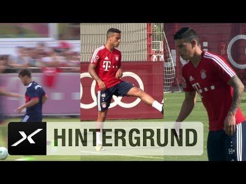 Die Bayern zwischen Lazarett und Transfer-Wahn | FC Bayern München