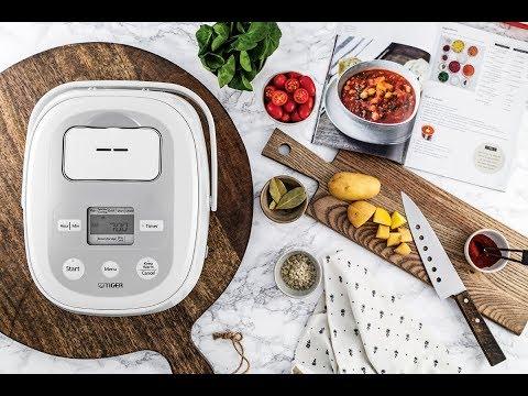 Tiger JBX-B Multi-functional Rice Cooker