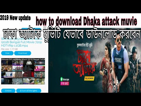 YouTube  Dhaka attack full movie download full concept