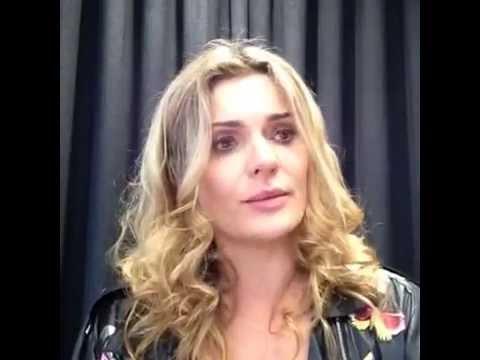 Danielle Cormack Q&A TV2NZ