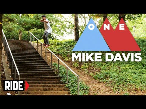 ONE AM: Mike Davis Full Video Part 2012