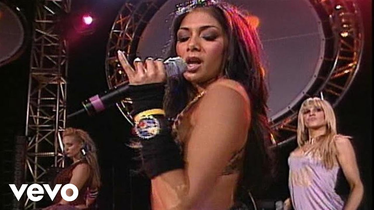 The Pussycat Dolls - Dont Cha Cingular lyder Live - Youtube-3565