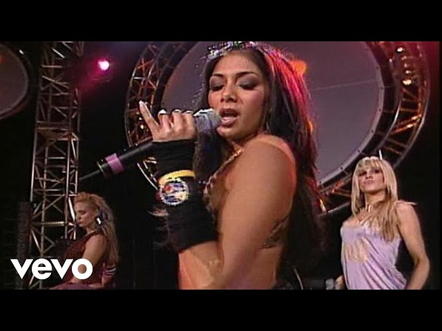 The Pussycat Dolls - Don't Cha (Cingular Sounds Live)