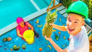 CATCH THE MOST FRUIT WIN $10000