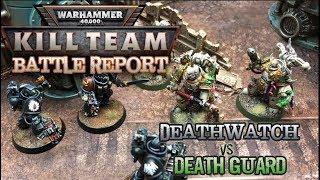 Warhammer 40k: Kill Team - Fortis Binary Campaign Ep 09