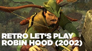 Hrej.cz Retro Let's Play: Robin Hood: The Legend of Sherwood (2002) [CZ]