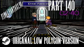 FF7 Longplay – Part 140: Great Materia blown into Space?