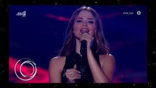 "Stefania sings ""Last Dance"" at YFSF Eurovision Edition!"