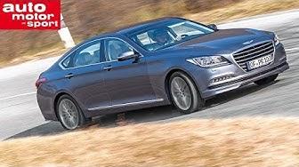 Fahrbericht Hyundai Genesis 3.8 V6