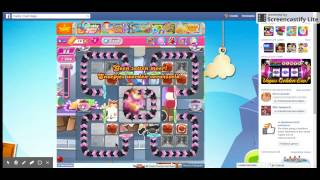 HOW TO... Level 1159 candy crush NO BOOSTERS**