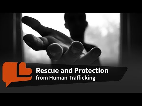 Rescued from Human Trafficking in Singapore