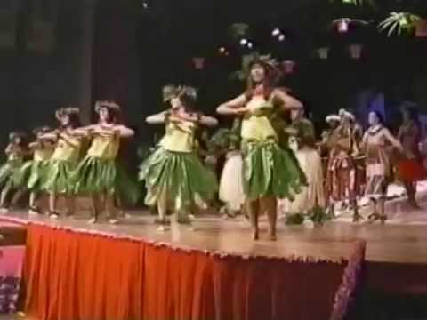 Miss South Pacific Pageant,2002-Welcoming the Participants