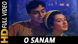 Download O Sanam Tere Ho Gaye Hum | Lata Mangeshkar, Mohammed Rafi | Ayee Milan Ki Bela 1964 Songs MP3 song and Music Video