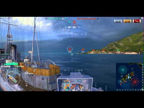 World of war ships first look
