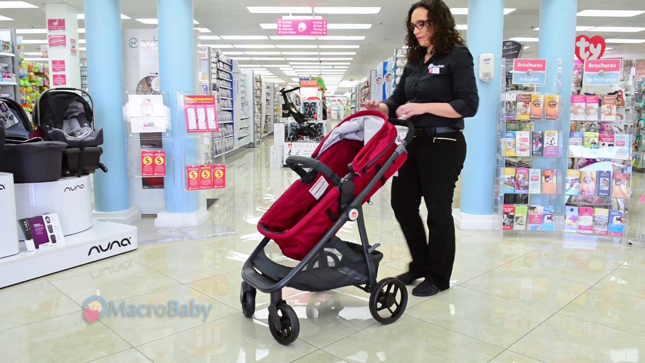 MacroBaby - GB Lyfe Travel System - YouTube