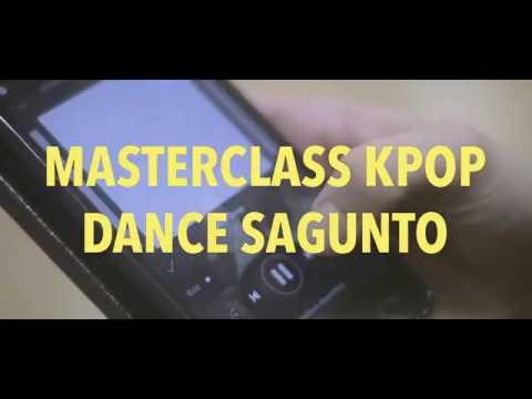 Masterclass K-Pop Dance Sagunto, SPAIN