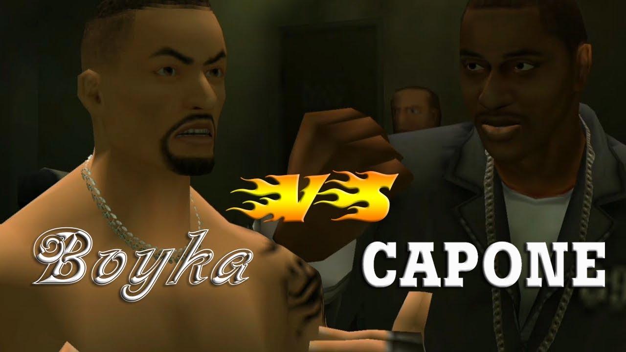 Imbatível 3 Pretty boyka vs capone - def jam the takeover (o imbatível 3 redenção