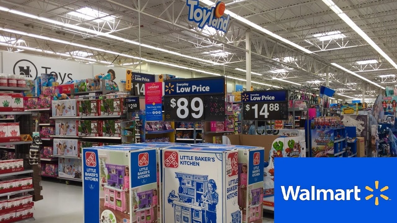 [VIDEO] - WALMART CHRISTMAS 2019 GIFT IDEAS GIFTS - SHOP WITH ME SHOPPING STORE WALK THROUGH 4K 6
