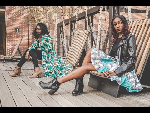 Mena Mode African Fashion Promo Video with Julius Bryant