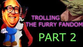 Roblox Trolling Adventures | The Furry Fandom Hangout (Part 2)