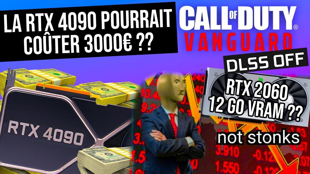Download RTX 4090 à 3000€ ?! 3060 à GAGNER !! GPU INTEL pas CHER pour 2022 ?! - TechActu #41
