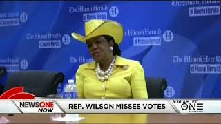 Ongoing Threats Against Rep. Frederica Wilson Are Forcing Her To Miss Votes In DC