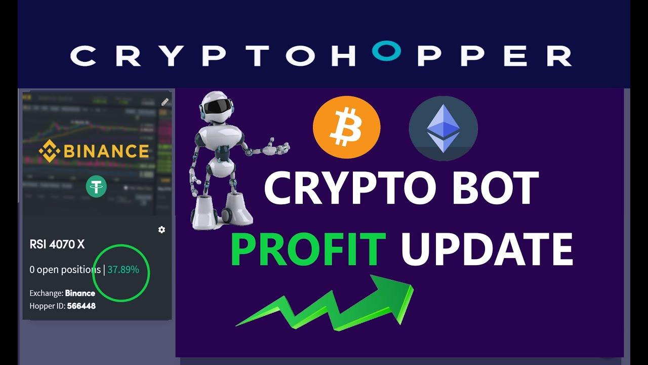 Recensione di Cryptohopper Bot di trading di criptovalute - infocraft.it