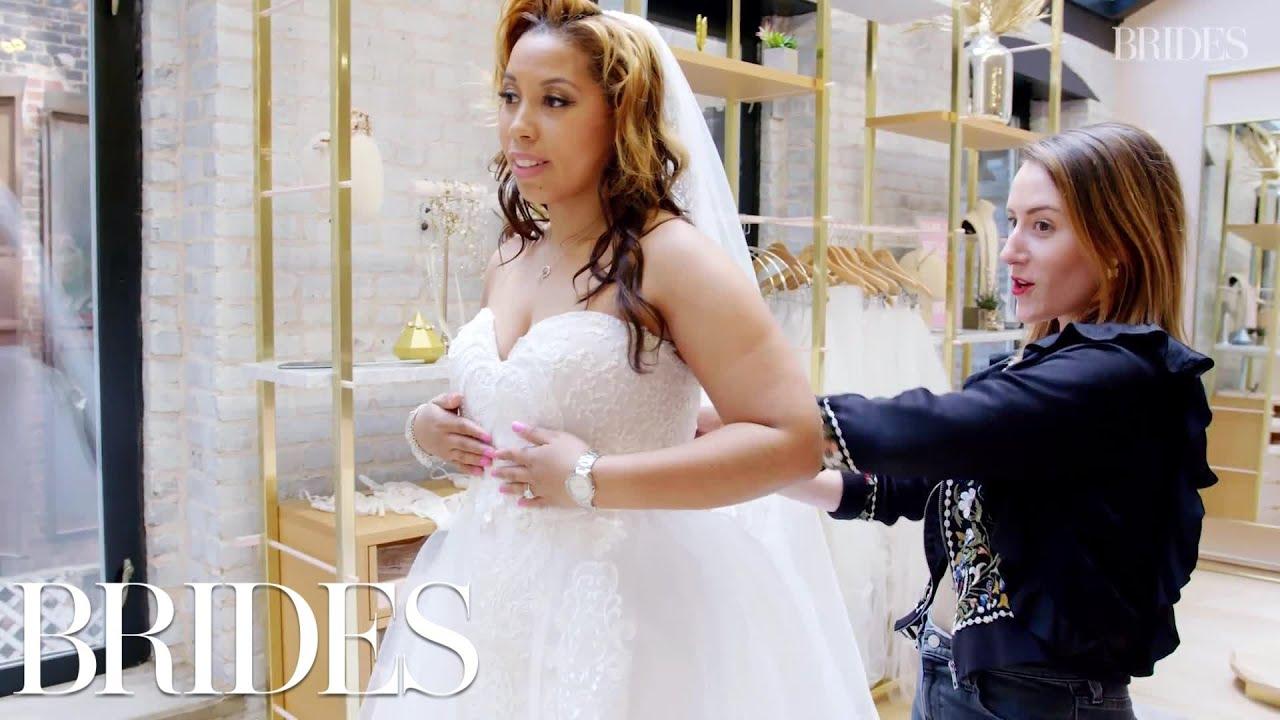 Curvy Brides Go Wedding Dress Ping