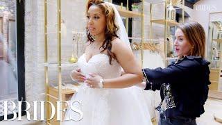 Curvy Brides Go Wedding Dress Shopping | Brides