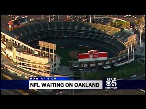 NFL Commissioner Slams Oakland Over Lack Of Progress For New Raiders Stadium