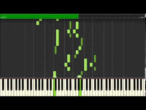 ABRSM Piano 2015-2016 Grade 8 A:2 A2 Bach Prelude And *Fugue* In C Minor BWV 847 Synthesia