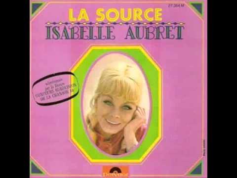 isabelle aubret - la source - stereo