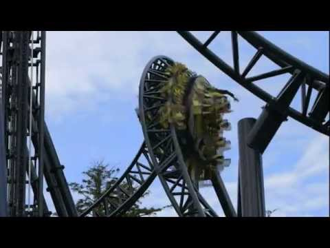 Alton Towers accident caused by human error