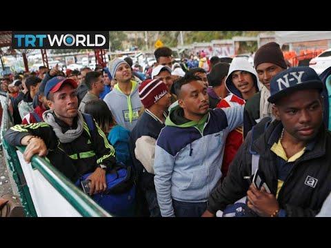 Venezuela on the Edge: Migrants' dreams of new life dashed by Ecuador