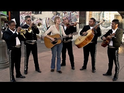 Claire Holley - Mariachi Band