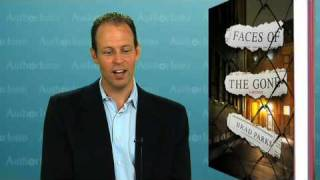 Brad Parks, author of FACES OF THE GONE, interviewed by AuthorIntro.com