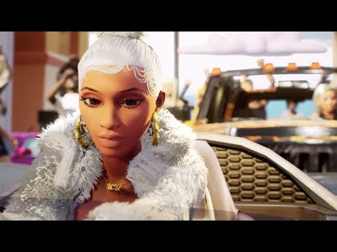 Download Saweetie - Fast (Motion) [Official Animated Video]