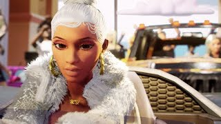 Saweetie - Fast (Motion) [Official Animated Video]