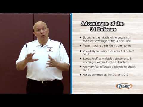 8 Benefits To Using 1-3-1 Zone Defense