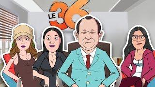 Le360.ma •بريكاد 36 : شابكة بين بنت الستاتي وزينب سعيد واميمة . thumbnail