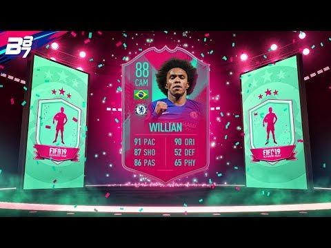 FUT BIRTHDAY 88 WILLIAN SBC! | FIFA 19 ULTIMATE TEAM